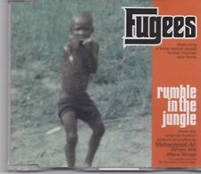 Fugees-Rumble In The Jungle cd maxi single