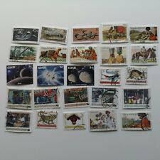 250 Different South Africa Homelands Stamp Collection