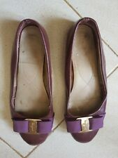 Salvatorre Ferragamo Flat Shoes w/ Flaws