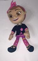 "Vampirina Ghoul Girl Poppy Plush Doll 10"" toy Disney Junior"