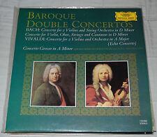 Baroque Double Concertos-BACH/VIVALDI Deutsche Grammophon-135 082 VINYL LP