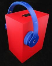 Beats Solo HD by Dr.Dre Kopfhörer Inline Mikro Lautstärke-Regler im Kabel  #blau