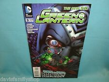 Green Lantern #9 DC New 52 Comic Comics Very Good Condition