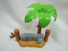 New! Fisher Price Little People PALM TREE BETHLEHEM Nativity Inn Christmas #3