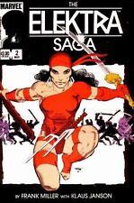 The Elektra saga 2.March 1984. Marvel