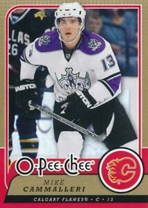 2008-09 O-Pee-Chee #463 MIKE CAMMALLERI - Los Angeles Kings