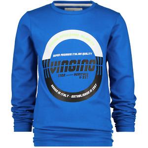Vingino Boys Longsleeve Shirt langarm Jento blue NEU H/W 2021 Gr. 164 / 14 Y