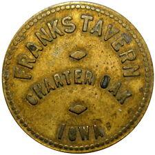 Charter Oak Iowa Good For Token Franks Tavern