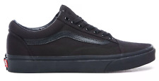 Vans Old Skool Black VN 000 d 3 hbka lo top cortos skateboard