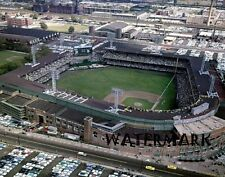 1959 Chicago White Sox Old Comiskey Park Aerial Color 8 X 10 Photo