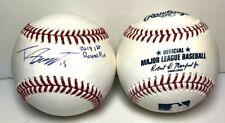 TRAVIS SWAGGERTY HAND SIGNED AUTOGRAPH MLB BASEBALL COA AUTO PITTSBURGH PIRATES