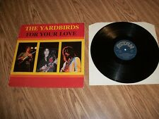 YARDBIRDS JEFF BECK JIMI PAGE~FOR YOUR LOVE~GERMAN IMPO
