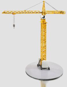 NEW 1899 SUPER SIKU Liebherr Tower Slewing Crane 1:87 Die-cast Replica Vehicle