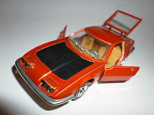 Maserati Indy in orange metallic, Gama in 1:46 (kleiner als 1:43) / 11 cm long!