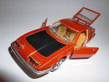Maserati Indy in orange metallic, Gama in 1:46 (kleiner als 1:43) / 11 cm long!
