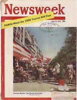 1950 Newsweek May 22-Winnipeg Floods; Southern Baptists