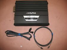 Alpine MRA-F350 V-Power Theater Amplifier Dolby Digital 5-Channel Surround Sound