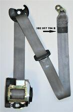 VW Passat MK5 Seat Belt Drivers Side Front Right Gray Safety Belt 3B2857706B