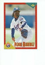 PEDRO MARTINEZ 1994 Score ROOKIE TRADED card #RT62 Montreal Expos NR MT