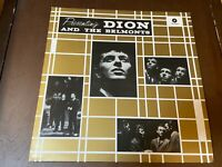 Presenting Dion and the Belmonts~2016 Waxtime~180g Vinyl~VG++Pop Vocal 50s 60s