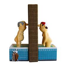 Buchstützen Loriot Herren im Bad 1 Paar 2 Buchstützen für Bücherregal Bücher