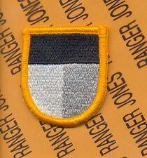 JFKSWC Special Warfare Center Airborne beret Flash patch m/e