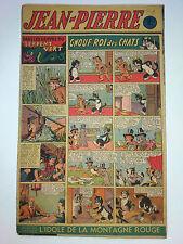 Mag JEAN PIERRE N° 81 R.DANSLER BOB DAN chasseurs du CONGO 1939 oeil de faucon