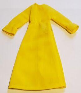 "Vintage 1971 1970s World of Love Hasbro 9"" Doll Yellow Hippie Granny Dress EXCEL"