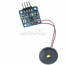 5V Piezoelectric Film Vibration Sensor Switch Module TTL Level Output ForArduino