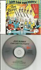 JIVE BUNNY & Mastermixers Can Can Party 12 INCH EXTEND MIX &UNRELEASED CD single