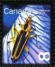 2010 Canada 🍁 BENEFICIAL INSECTS 🍁 LEATHERWING; Single MNH; Scott #2409