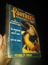 Fantastic Adventures Quarterly Summer 1949 Alexander Blade