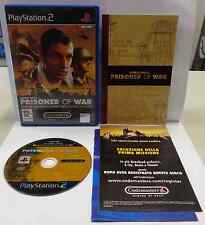 Console Game Gioco Playstation 2 PSX2 PS2 Play PAL ITALIANO PRISONER OF WAR Ita
