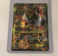 Pokemon Mega Houndoom Ex BREAKthrough 154/162 Full Art Holo Nr Mint
