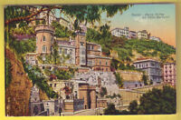 Old Postcard 1910 ca NAPOLI Grifeo Hotel Bertolini ITALY Postal Cartolina ITALIA