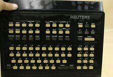 Vintage Reuters Computer Model KT-AS-812 Black Color Calculating Computer