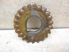 """National    milling cutter   60 deg  left   1/2""""  X  3""""  X  1-1/4""""   HSS"""
