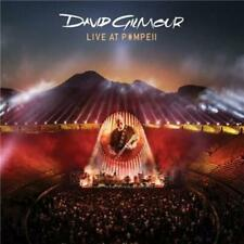 DAVID GILMOUR Live At Pompeii (Deluxe Hardcover Edition) 2CD NEW