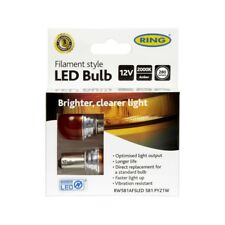 Ring Filament Style LED - PY21W 12V - Amber - 115 x 95 x 40mm