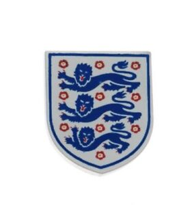 Official ENGLAND FA Metal Pin BADGE Three Lions Crest England Football Gift
