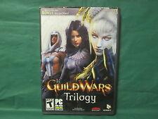 Guild Wars Trilogy (PC, 2008) *Complete - NO CODE*