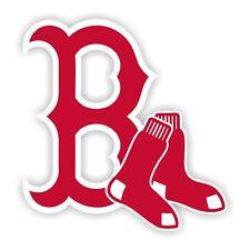 Boston Red Sox  Decal / Sticker Die cut