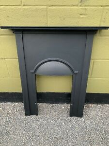original  Restored Cast Iron Fireplace Ready For Fitting £150