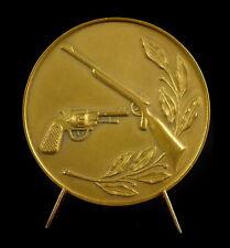 Medaille Concours de tir FNASOR 1978 nCarabine pistolet arme Gun revolver  medal