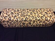 Cricut Explore/ Air/ Air 2/ One Dust Cover Brown Leopard Print w/Brown Piping