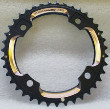 SRAM Truvativ chainring MTB 39T S2 BCD 120mm CNCAF S-Pin For BB30 X0/X9/X7 Black