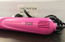 BQS Craft Heat Gun - 2 speed 300W - Ideal for Embossing-Drying-Paints