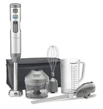 Cuisinart CSB-300 Smart Stick Variable Cordless Hand Blender w/ Electric Knife