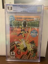 GREEN LANTERN #173 CGC 9.8 WHITE PAGES - 1ST APP JAVELIN 1984 - Suicide Squad !!