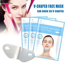 Masque Visage V-Shampooing Minceur Lifting Raffermissant Fat Burn Double Menton